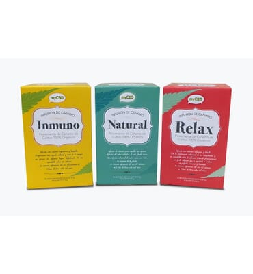 Relax - Infusion with hemp...
